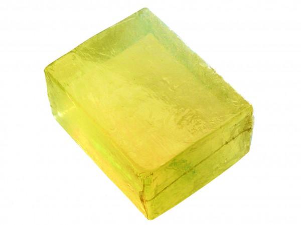 Seifenblock transparent